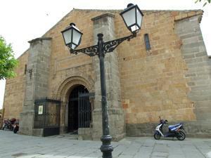 Ávila, Iglesia de Santo Tomé el Viejo