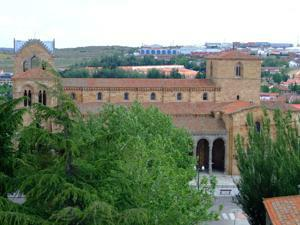 Ávila, Basílica de San Vicente