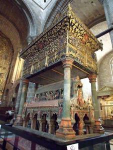 Ávila, Sepulcro de los Santos Mártires