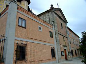 Ávila, Convento de San Antonio