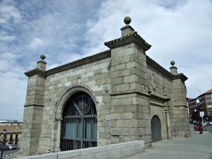 Ávila, Ermita del Cristo del Humilladero