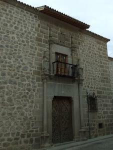 Ávila, Mansión de los Águila