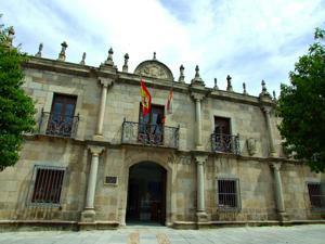 Ávila, Mansión de los Deanes, Museo Provincial