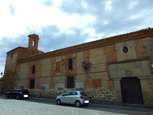 Ávila, Mansión de los Guillamas