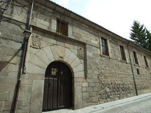 Ávila, Mansión de los Lezquinas