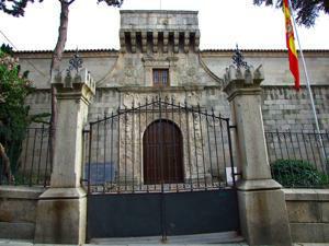 Ávila, Mansión de los Poletinos