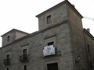 Ávila, Mansión de los Superunda