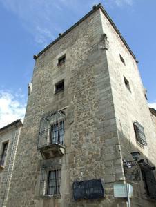 Ávila, Mansión de los Velada