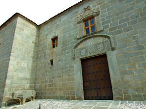 Ávila, Mansión de los Verdugo