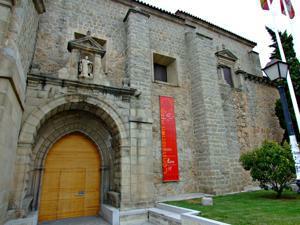 Ávila, Monasterio de Santa Ana