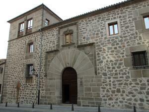 Ávila, Palacio de los Almarza