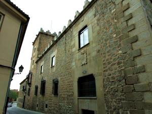 Ávila, Palacio de Benavites
