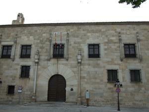 Ávila, Palacio de Núñez Vela