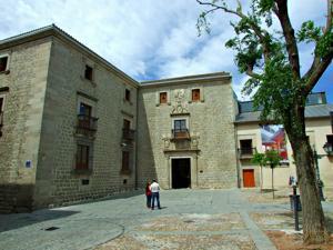 Ávila, Palacio de los Serrano