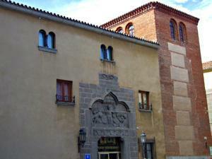 Ávila, Palacio Valderrábanos
