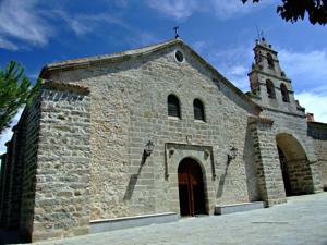 Ávila, Santuario Diocesano de Nuestra Señora de Sónsoles