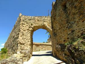 Buitrago del Lozoya, Arco del piloncillo
