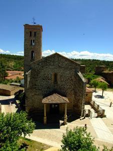 Buitrago del Lozoya, Iglesia Parroquial de Santa María del Castillo