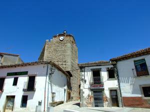 Buitrago del Lozoya, Torre del Reloj