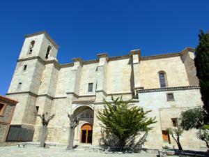 Cadalso de los Vidrios, Iglesia Parroquial de Nuestra Señora de la Asunción