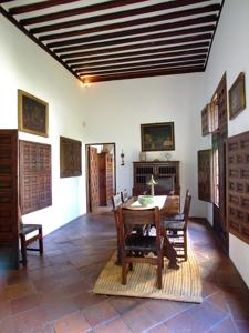 Casa-Museo Lope de Vega, Comedor