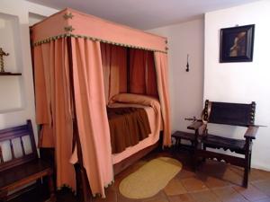 Casa-Museo Lope de Vega, Cuarto de huéspedes