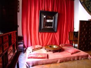 Casa-Museo Lope de Vega, Estrado