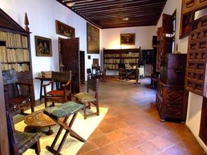 Casa-Museo Lope de Vega, Estudio