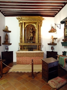 Casa-Museo Lope de Vega, Oratorio