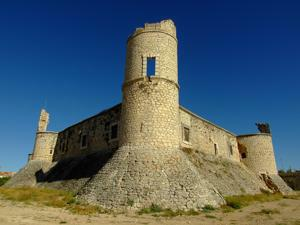 Chinchón, Castillo de los Condes
