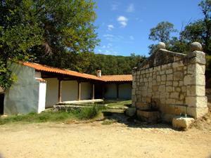Chinchón, Descansadero de pastores de Valdezarza