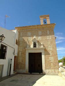Chinchón, Ermita de San Roque