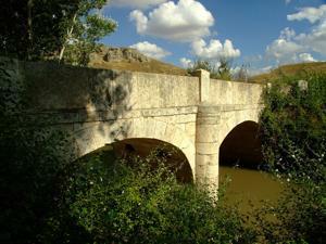 Chinchón, Puente construido durante el reinado de Carlos III