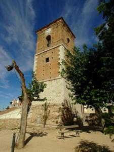 Chinchón, Torre del Reloj