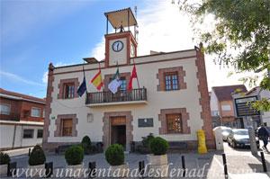 El Álamo, Ayuntamiento de El Álamo