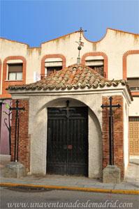 El Álamo, Humilladero de San Isidro