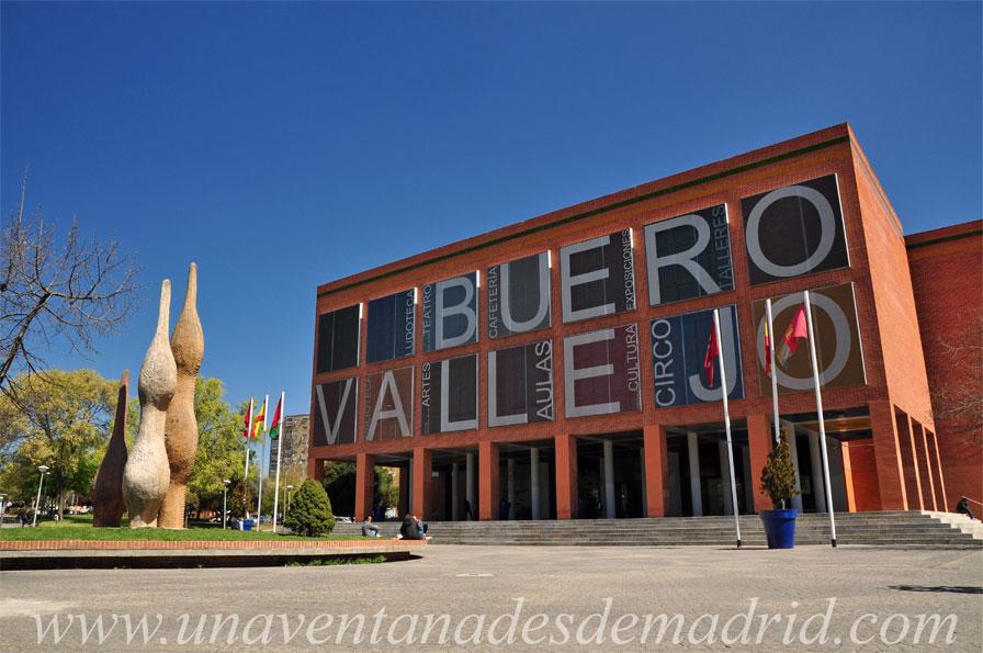 Centro cultural buero vallejo alcorcon reforma del teatro - Teatro buero vallejo alcorcon ...