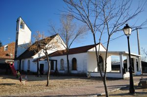 Alpedrete, Iglesia de Nuestra Se�ora de los �ngeles y Santiago Ap�stol