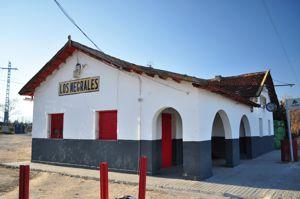 Alpedrete, Estaci�n de Tren de Los Negrales