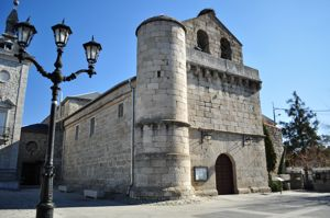 Alpedrete, Iglesia de la Asunci�n de Nuestra Se�ora