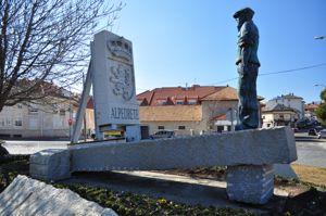 Alpedrete, Monumento al Cantero