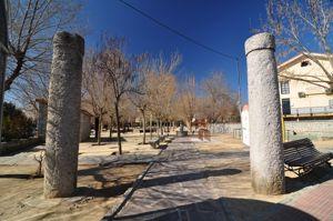 Alpedrete, Parque de las Columnas