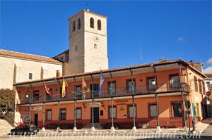 Belmonte de Tajo, Ayuntamiento