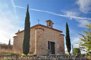 Belmonte de Tajo, Ermita de Nuestra Señora Virgen de la O