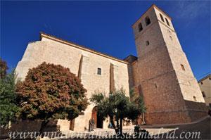 Belmonte de Tajo, Iglesia Parroquial de Nuestra Señora de la Estrella