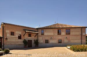 Boadilla del Monte, Hospedería del Convento de la Encarnación
