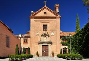Boadilla del Monte, Iglesia del Convento de la Encarnación