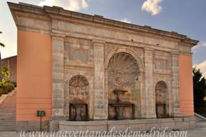 Boadilla del Monte, Fuente de Ventura Rodríguez