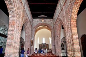 Boadilla del Monte, Interior de la Iglesia de San Cristóbal
