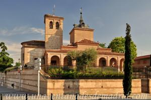 Boadilla del Monte, Iglesia de San Cristóbal